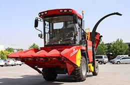4YZ-4BH Corn Combine Forage Harvester