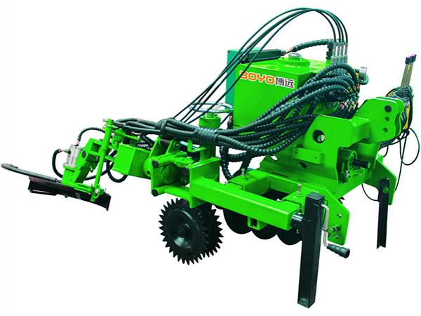 Hydraulic Control Orchard Mower